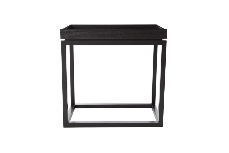 side table theo black