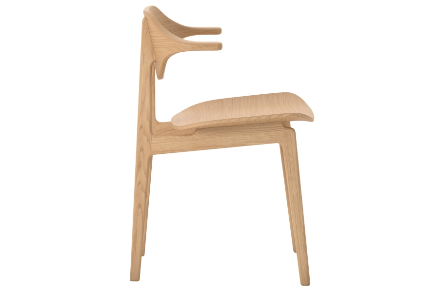 Buffalo Dining Chair Natural Norr11